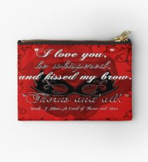 A Court of Thorns and Roses - Thorns and All Studio Pouch