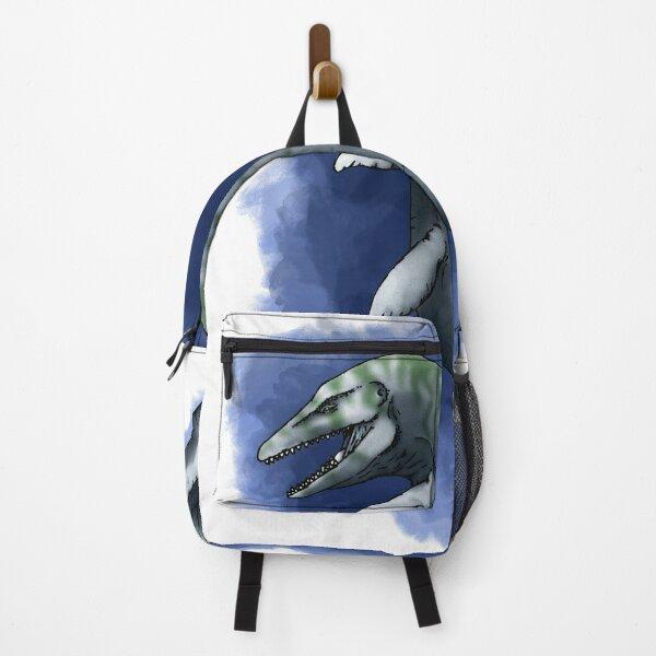 Mosasaur Backpack