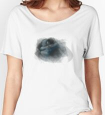 Swanfire digital painting (Once Upon a Time, Neal & Emma) Women's Relaxed Fit T-Shirt