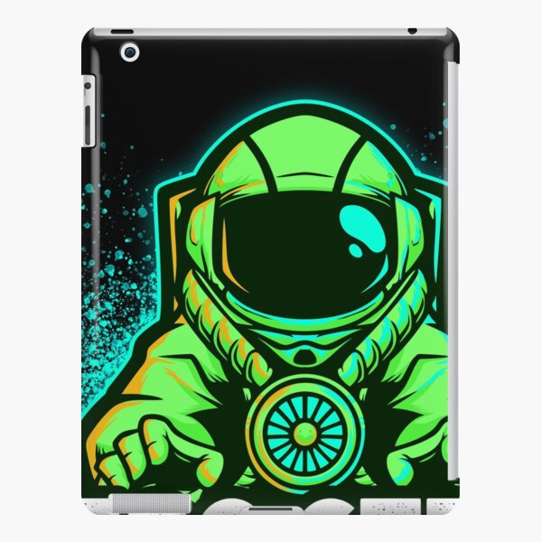 Too Cute To Be Sus Cyan Impostor Imposter Crewmate Gaming Gamers iPad Snap Case