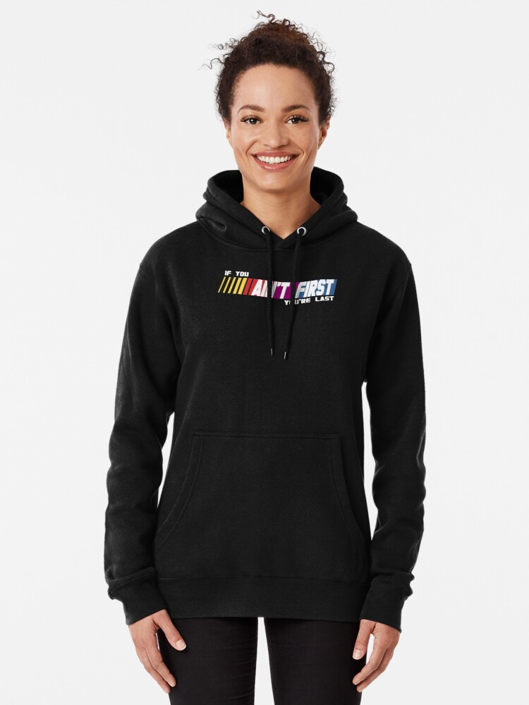 Alternate view of Last Place Pullover Hoodie