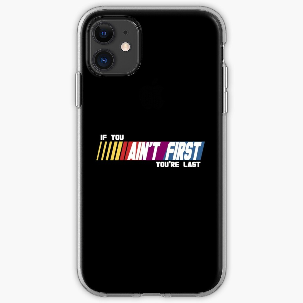 Last Place iPhone Case & Cover