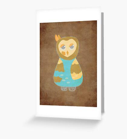 I'm a Hoot ! Greeting Card