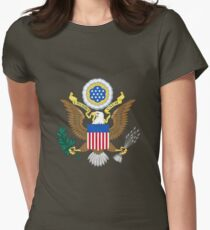 USA Coat of Arms  T-Shirt