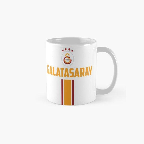Natürlich, das sind meine Farben, Leidenschaft ist Galatasaray Tasse (Standard)