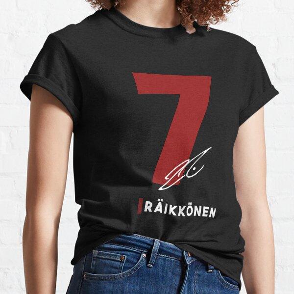 Kimi raikkonen T-shirt classique