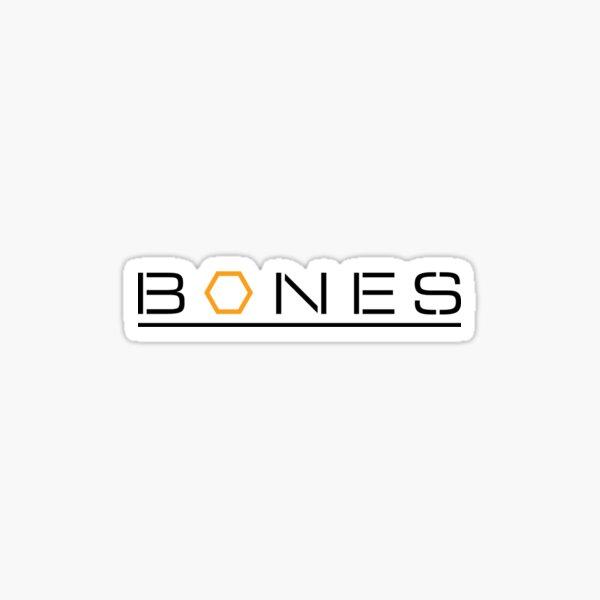 Bones Tv Show Stickers Redbubble