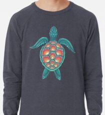 Mandala Turtle Lightweight Sweatshirt