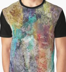 Form in Chaos Abstract Graphic T-Shirt