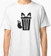 Furry Trash Icon Classic T-Shirt