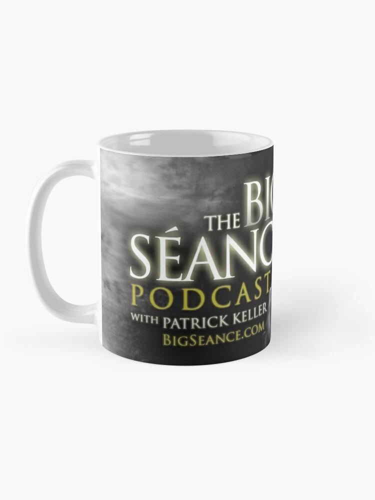Alternate view of The Big Séance Podcast Mug