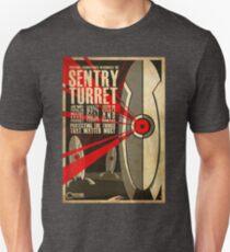 Turret ad Unisex T-Shirt
