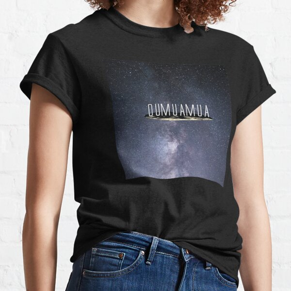 Visited by Oumuamua Classic T-Shirt