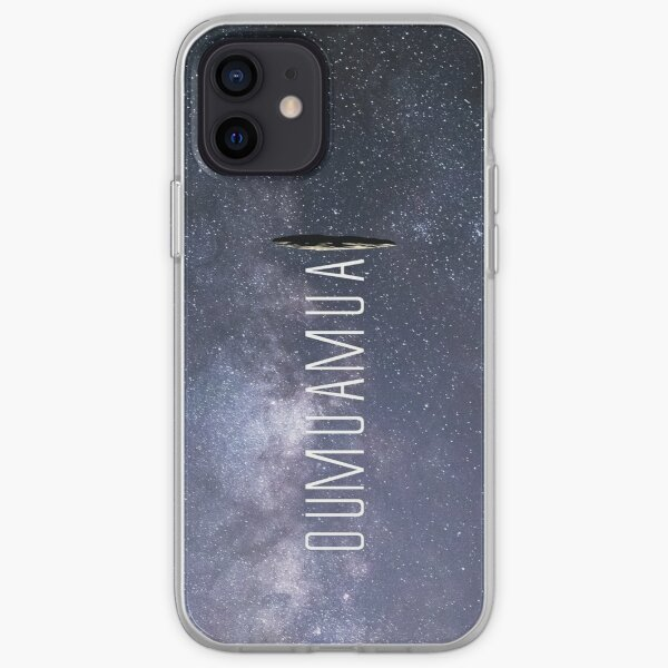 Visited by Oumuamua iPhone Soft Case
