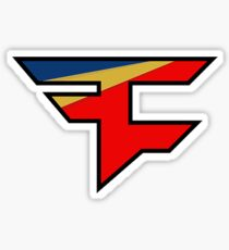 Official Faze Clan Logo Sticker