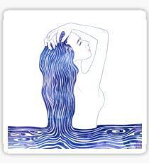 Water Nymph XXXIX Sticker