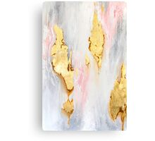 Gold Marble Canvas Print