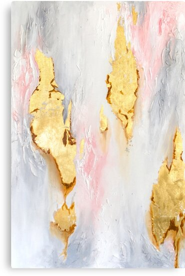 Gold Marble by Christina Scamporrino