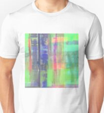Checkered Abstract Unisex T-Shirt