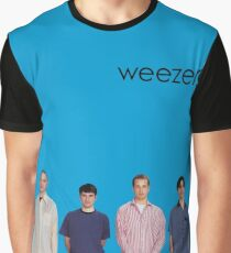 Weezer - Blue Album Graphic T-Shirt