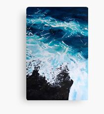 Seaside Dreams Canvas Print