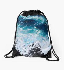 Seaside Dreams Drawstring Bag