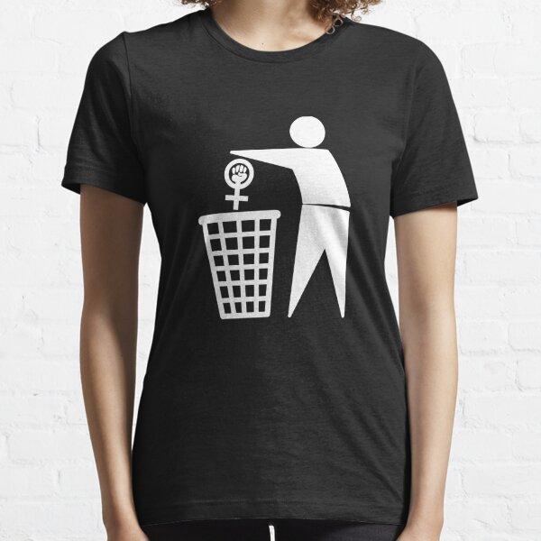 Anti-Feminismus Essential T-Shirt