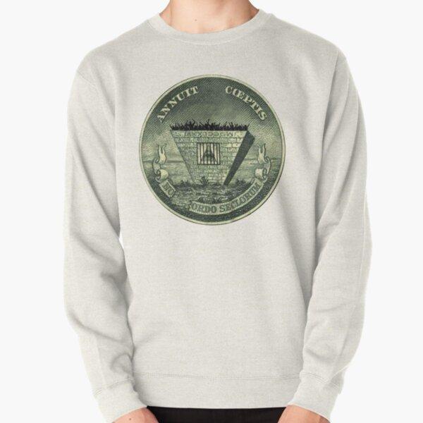 Salvation Pullover Sweatshirt