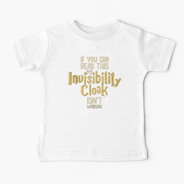 magical text Baby T-Shirt