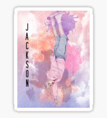 Jackson Wang Fly Sticker