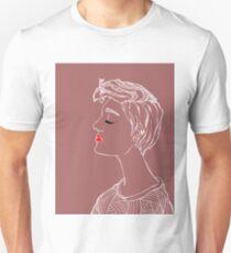 High Class Female Unisex T-Shirt
