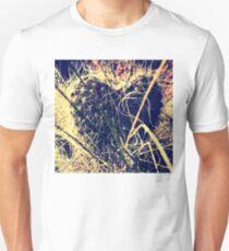 Prickly Pear Heart III Unisex T-Shirt