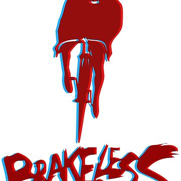 Brakeless Fixie/Fixed Gear 3D by enedois