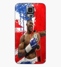 Anthony Joshua British Boxing World Champion  Case/Skin for Samsung Galaxy