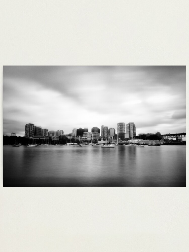 Alternate view of The North Shore - Sydney Australia Photographic Print