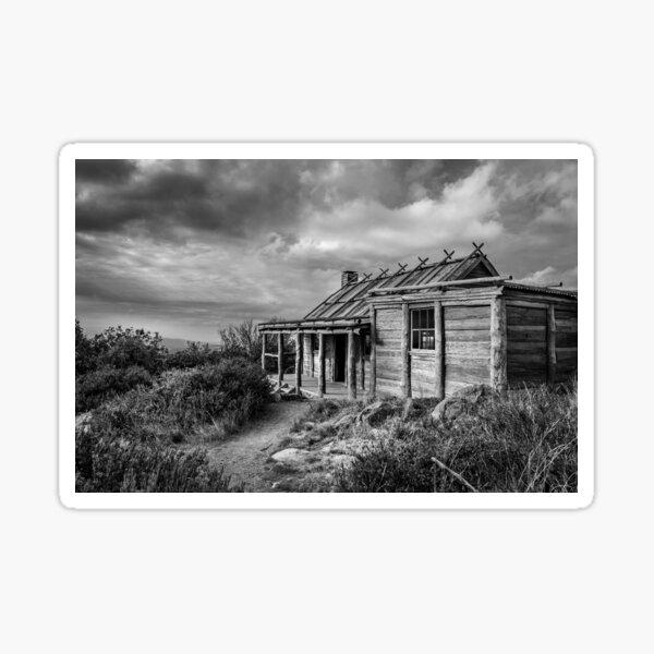 Craigs Hut , High Country, Victoria  Sticker