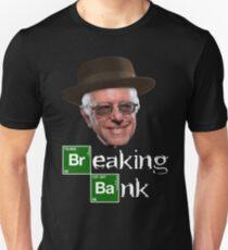 Bernie Breaking Bank T-Shirt