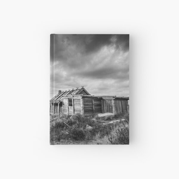 Craig's Hut  Hardcover Journal