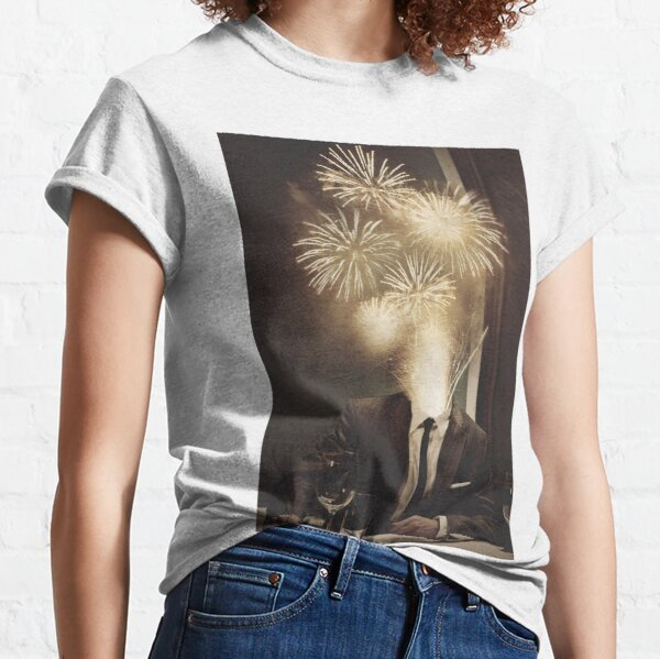 Lovely Head - Fireworks Classic T-Shirt