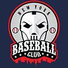 New York Baseball Club  by theartofm