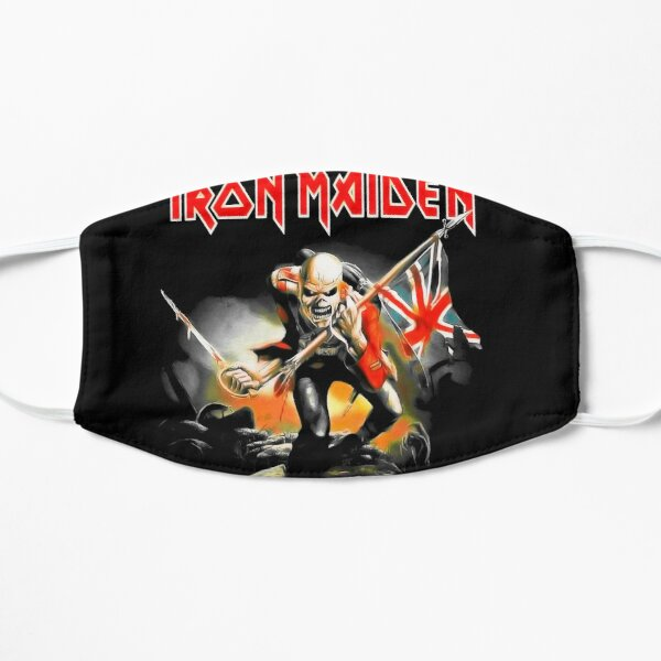 Iron Maiden Warriors Flat Mask