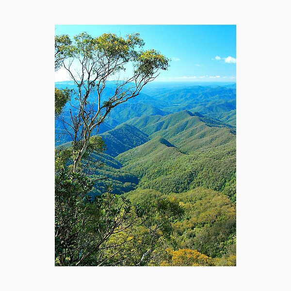 The Point Lookout Photographic Print