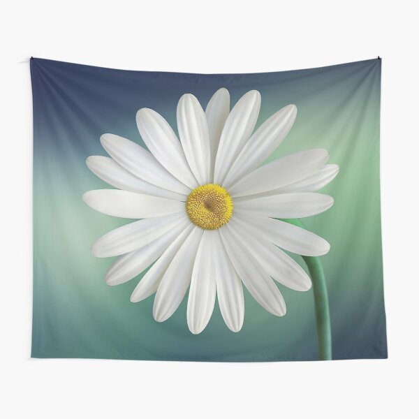macro photo of a wonderful flower Tapestry