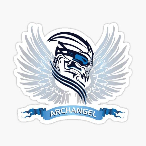 Archangel version 2 (Garrus) Sticker