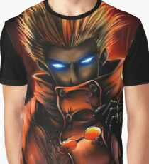 Vash The Stampede  Graphic T-Shirt