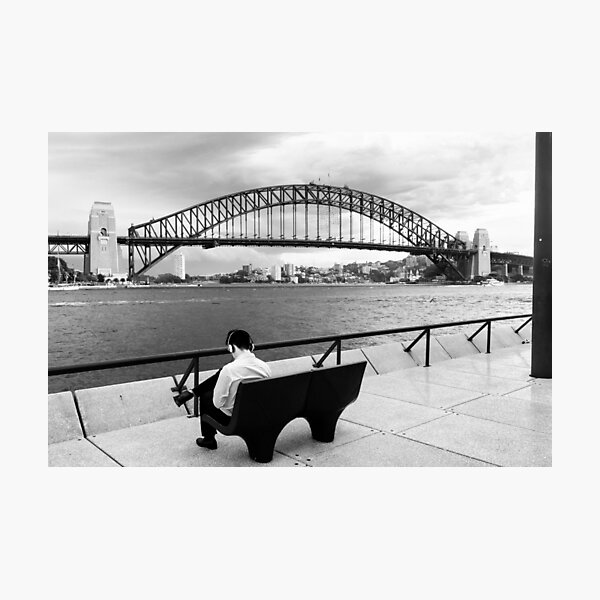 Ambient View - Sydney Australia Photographic Print