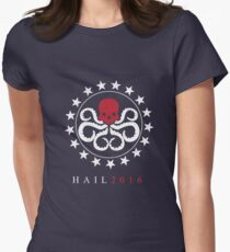 Hydra 16` Women's Fitted T-Shirt