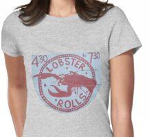 Lobster Rolls - Martha's Vineyard Womens Fitted T-Shirt