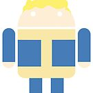 ANDROIDBOY by Chris Bryer