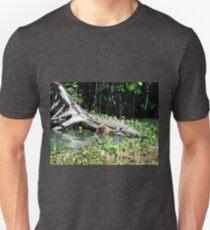 Black River Crocodile T-Shirt